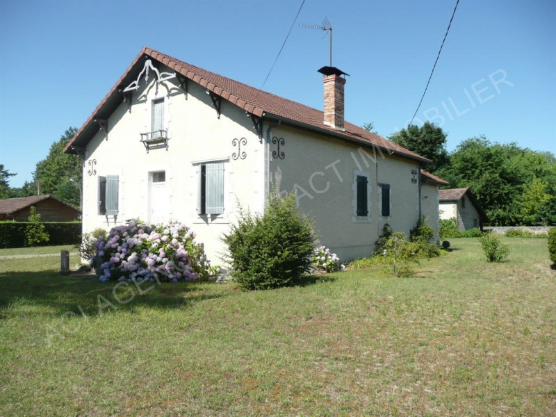 Rental house / villa Roquefort 700€ CC - Picture 1