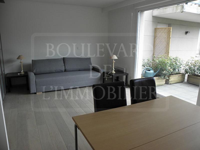 Rental apartment Mouvaux 500€ CC - Picture 4