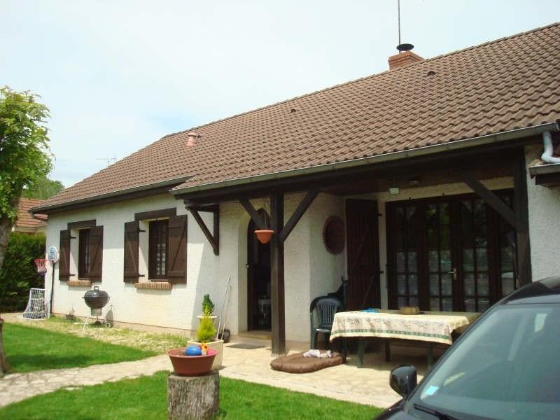 Rental house / villa Urzy 700€ CC - Picture 1