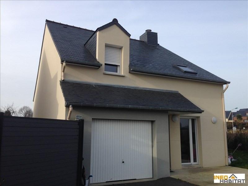 Location maison / villa St gregoire 995€ CC - Photo 1
