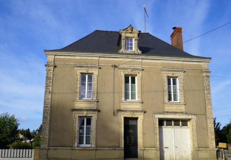 Sale house / villa La selle craonnaise 126500€ - Picture 1