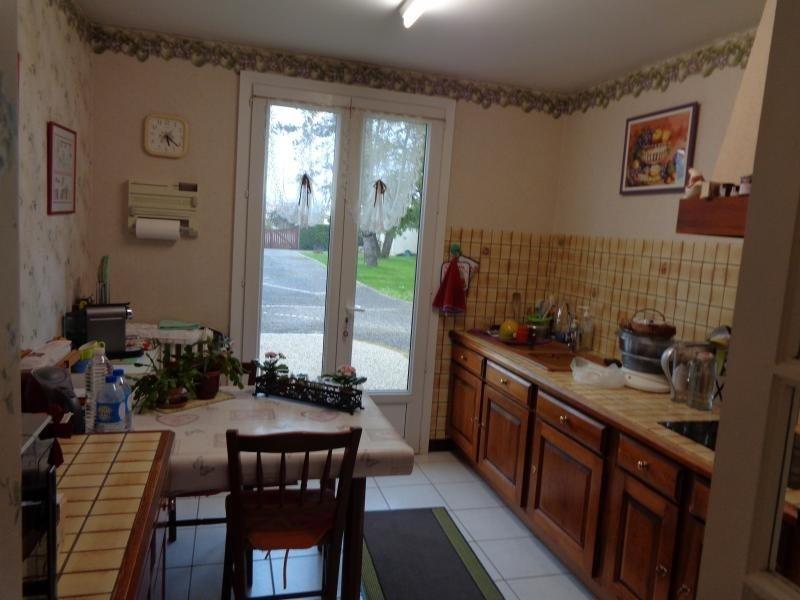 Sale house / villa Magne 220500€ - Picture 2