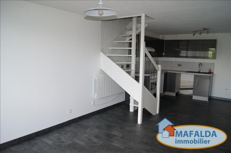 Vente appartement Mont saxonnex 129 500€ - Photo 1