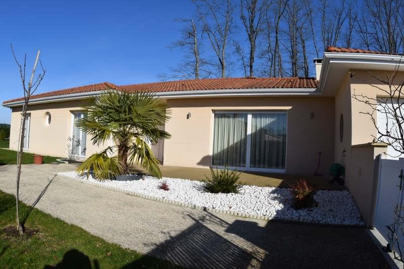 Vente maison / villa Rilhac rancon 320000€ - Photo 1