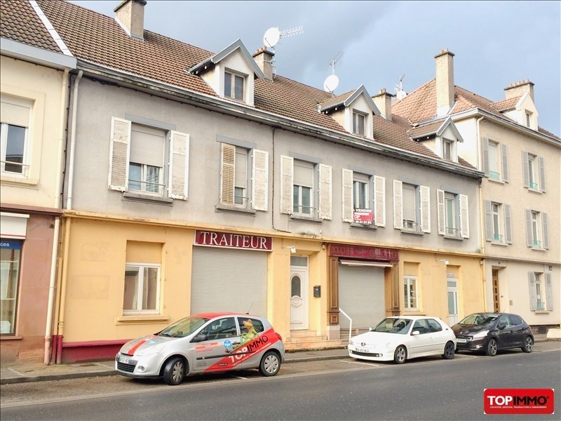 Sale building Baccarat 138000€ - Picture 1