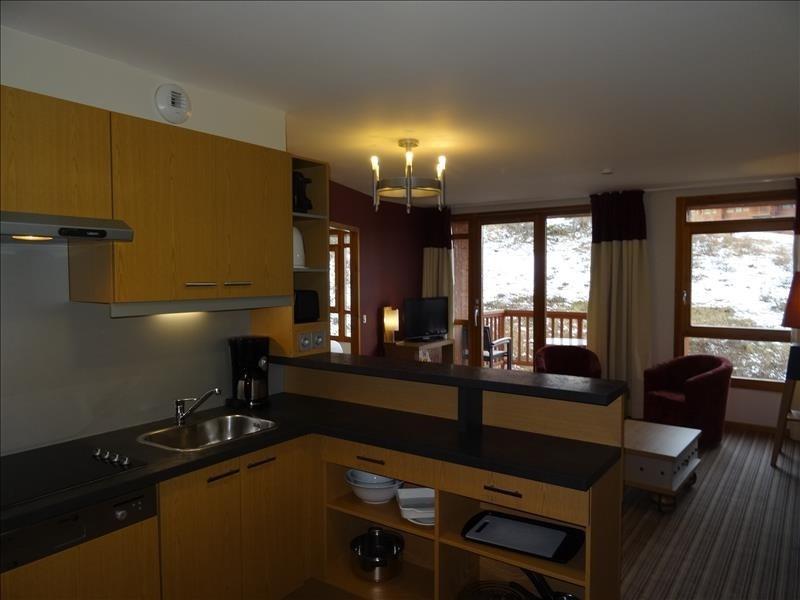 Vente de prestige appartement Les arcs 416000€ - Photo 11