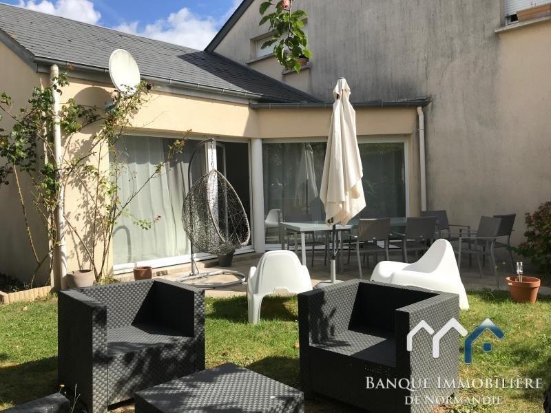Vente maison / villa Herouville st clair 255000€ - Photo 1