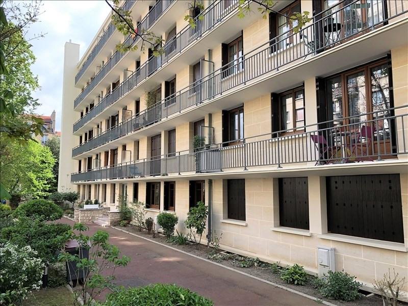 Verkoop  appartement Asnieres sur seine 421200€ - Foto 1