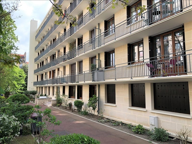 Vente appartement Asnieres sur seine 421200€ - Photo 1