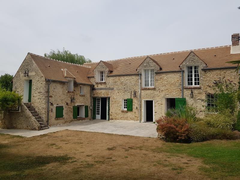 Vente de prestige maison / villa Montfort l amaury 680000€ - Photo 1