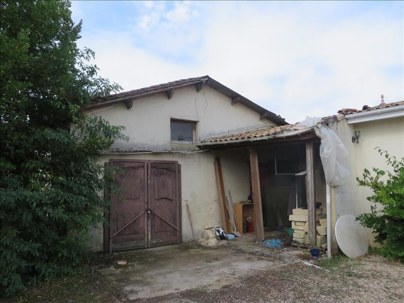 Vente maison / villa Porcheres 176550€ - Photo 2