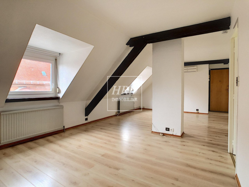 Rental apartment Strasbourg 860€ CC - Picture 2