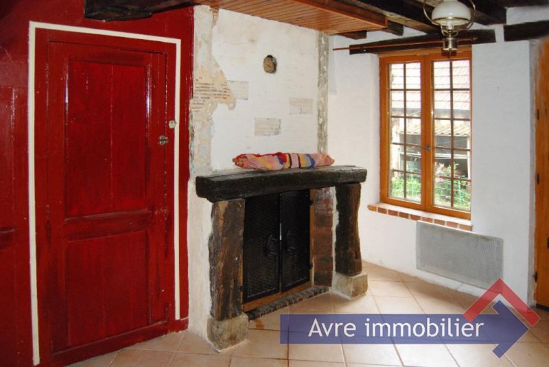 Vente maison / villa Verneuil d'avre et d'iton 96500€ - Photo 1