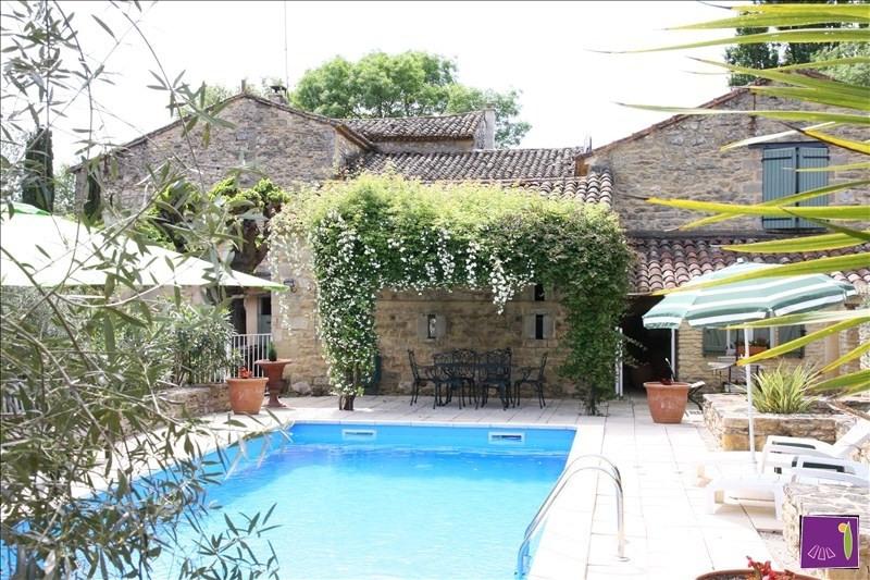 Verkoop van prestige  huis Uzes 750000€ - Foto 2