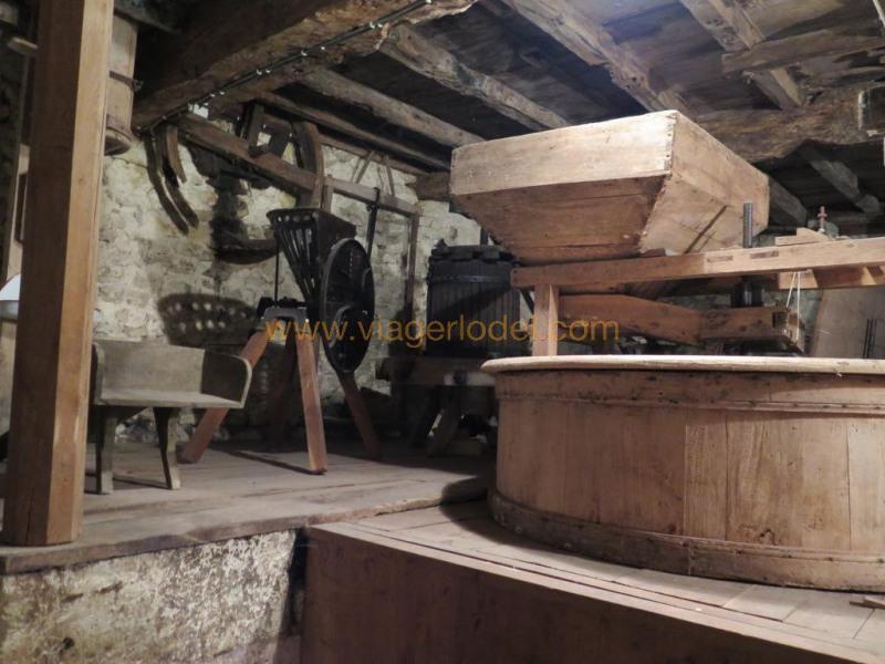Vitalicio  casa La chapelle-grésignac 122300€ - Fotografía 6