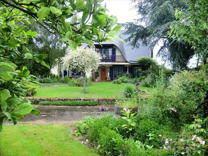 Sale house / villa La chapelle st aubert 205920€ - Picture 6