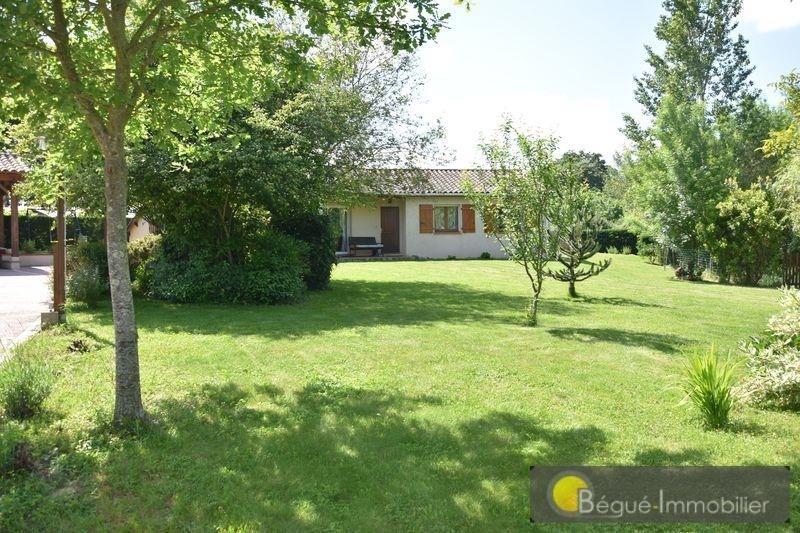 Vente maison / villa Montaigut sur save 375000€ - Photo 1