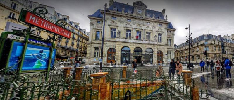 Vente appartement Paris 18ème 180000€ - Photo 1