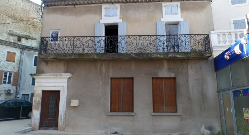 Vente maison / villa Grillon 96000€ - Photo 1