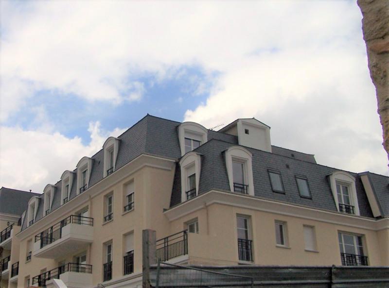 Rental apartment Monthlery 800€ CC - Picture 1