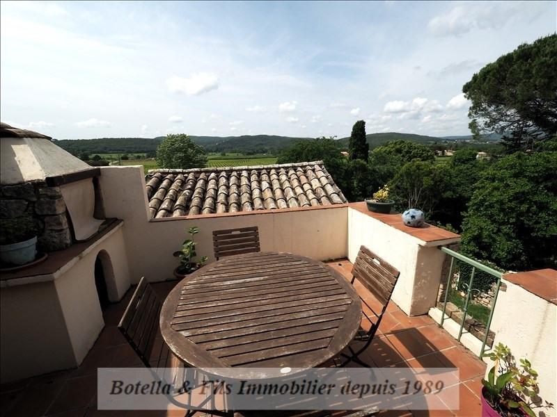 Vente maison / villa Goudargues 250000€ - Photo 3