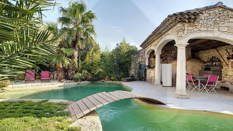 Verkauf von luxusobjekt haus Lancon provence 730000€ - Fotografie 2