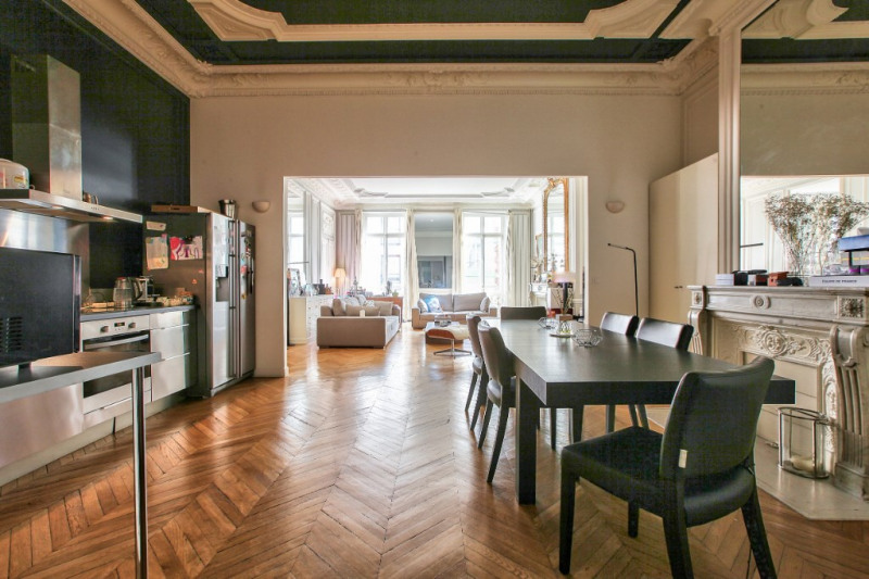 Vente de prestige appartement Paris 8ème 2 080 000€ - Photo 5
