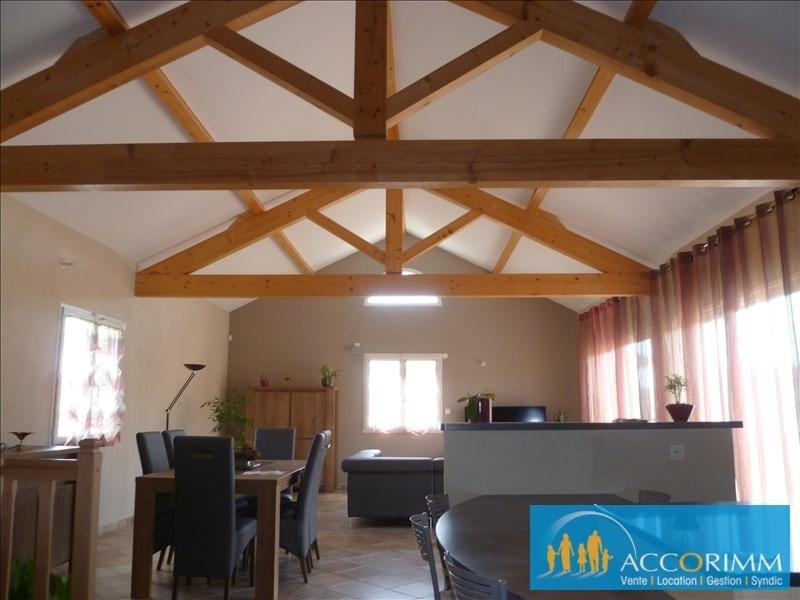 Location maison / villa Communay 1450€ CC - Photo 2