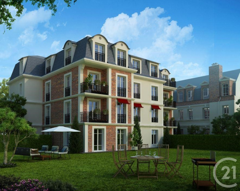 Sale apartment Deauville 450 688€ - Picture 1