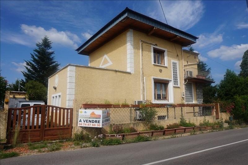 Revenda casa Auberives sur vareze 139000€ - Fotografia 1