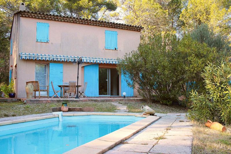Revenda residencial de prestígio casa Rognes 633000€ - Fotografia 11