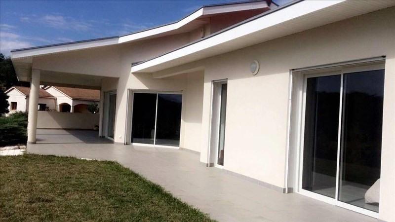 Vente maison / villa Charmes sur l herbasse 409000€ - Photo 2