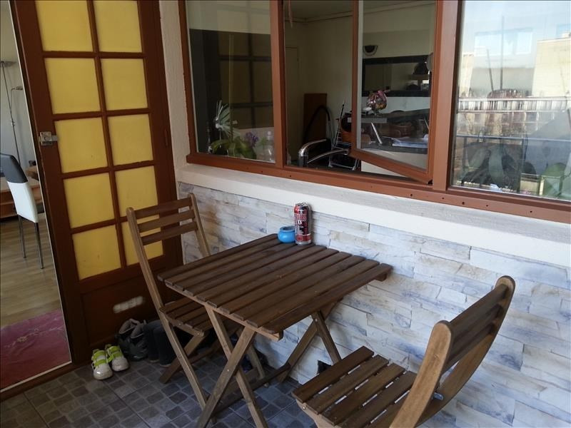 Vente appartement Meudon la foret 270 000€ - Photo 7