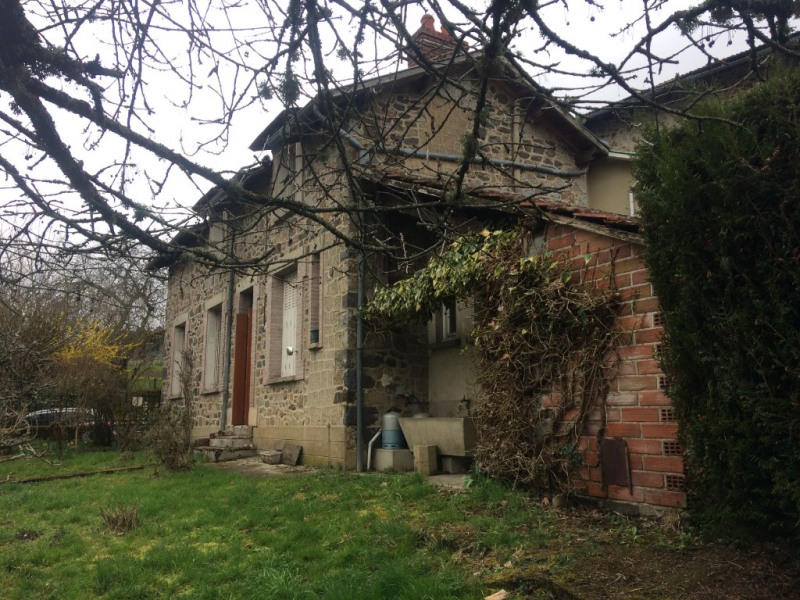 Vente maison / villa Pierre buffiere 54 000€ - Photo 1