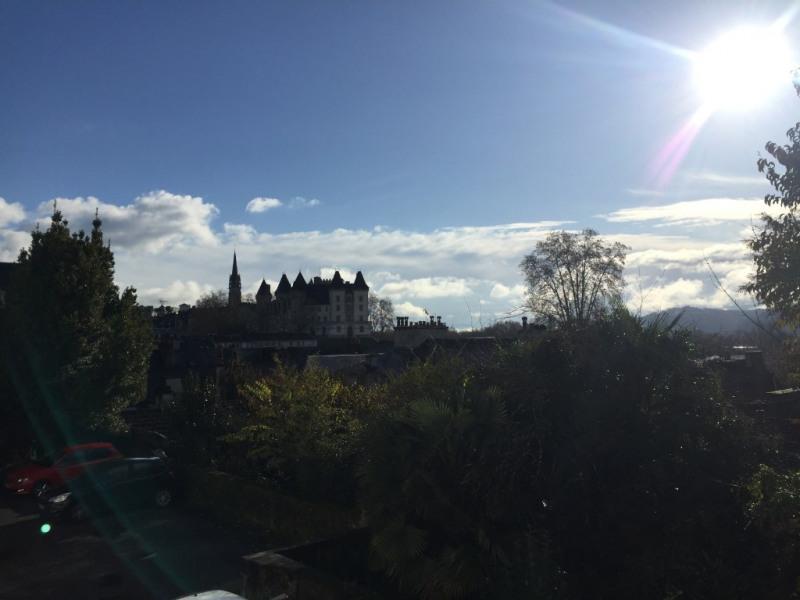 Pau centre T3 calme avec vue château et pyrénées