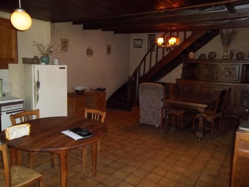 Vente maison / villa Civaux 80000€ - Photo 4