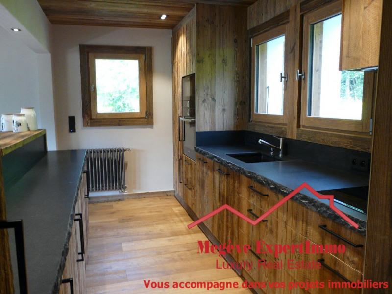 Vente de prestige appartement Megeve 1980000€ - Photo 12