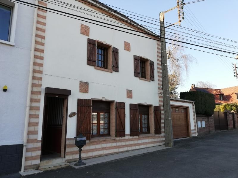 Vente maison / villa Wahagnies 218 500€ - Photo 1