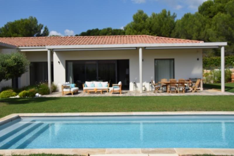 Vente maison / villa Eguilles 1120000€ - Photo 2