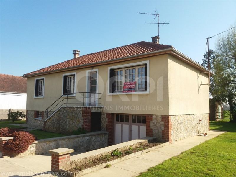 Vente maison / villa Les andelys 156000€ - Photo 1