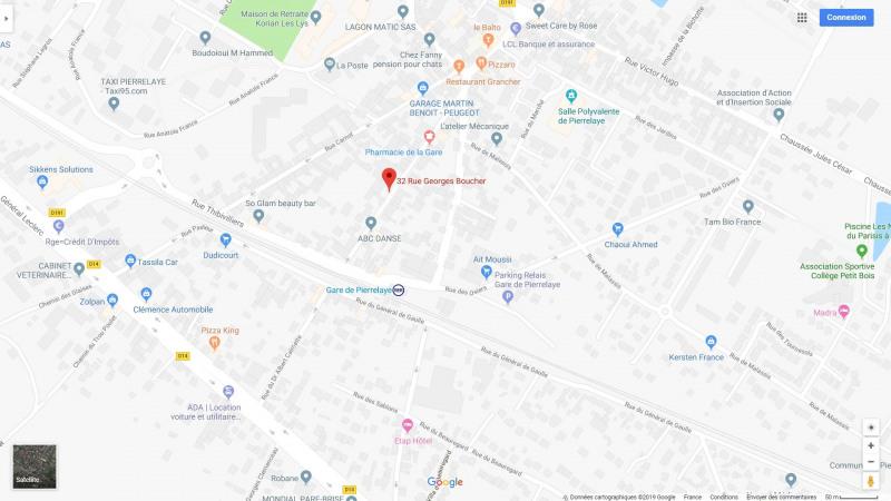 Location appartement Pierrelaye 526€ CC - Photo 7