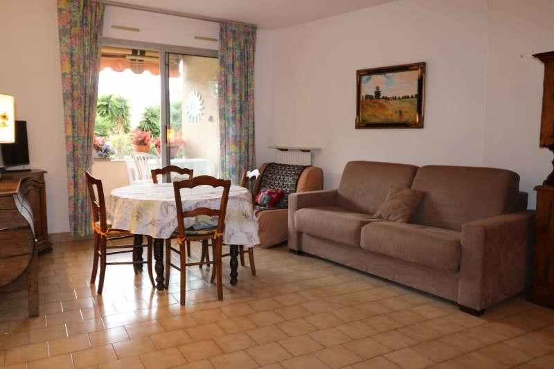 Sale apartment La bocca 223000€ - Picture 2