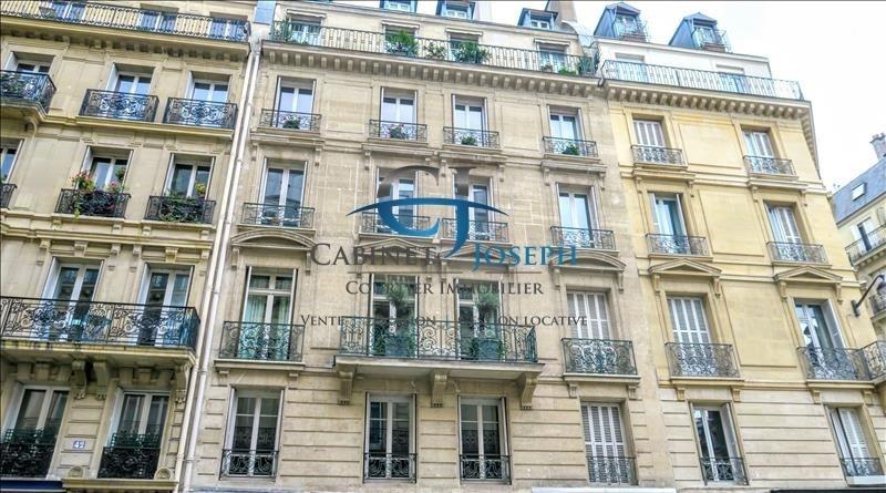 Vente appartement Paris 6ème 208000€ - Photo 1