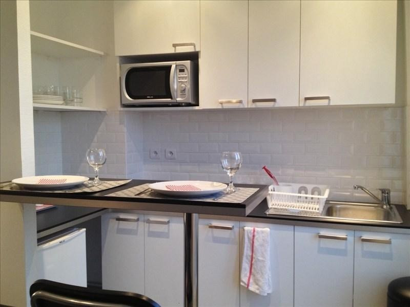 Rental apartment Colombes 705€ CC - Picture 2