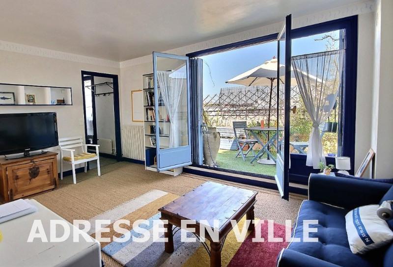 Verkoop  appartement Levallois perret 443000€ - Foto 1