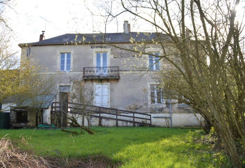 Sale house / villa Renaze 106500€ - Picture 3