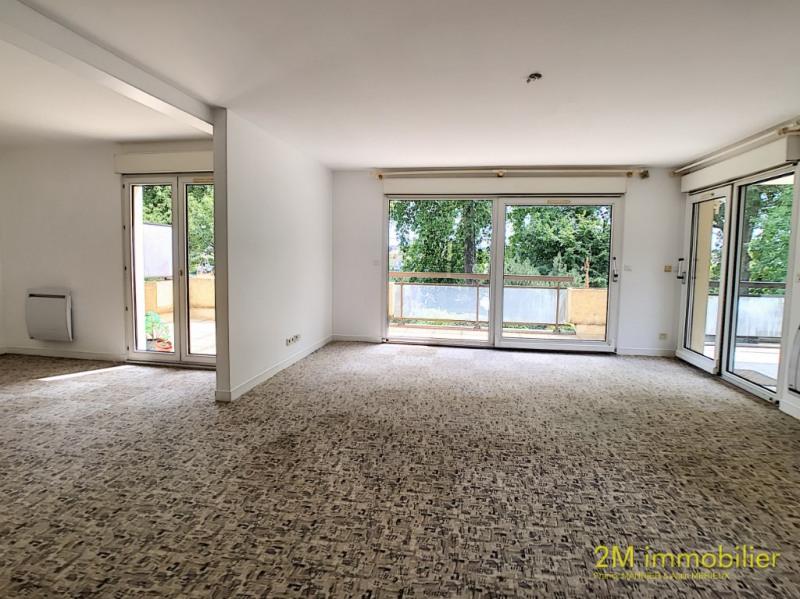 Sale apartment Le mee sur seine 340000€ - Picture 1