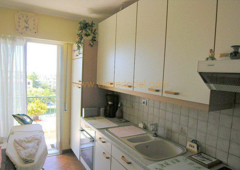 Life annuity apartment Antibes 99 000€ - Picture 5