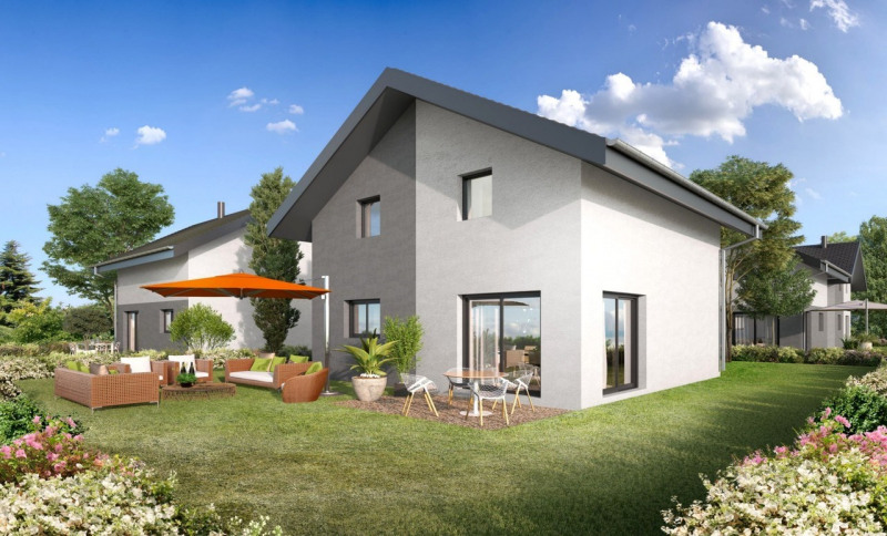 Venta  casa Vétraz-monthoux 369900€ - Fotografía 1