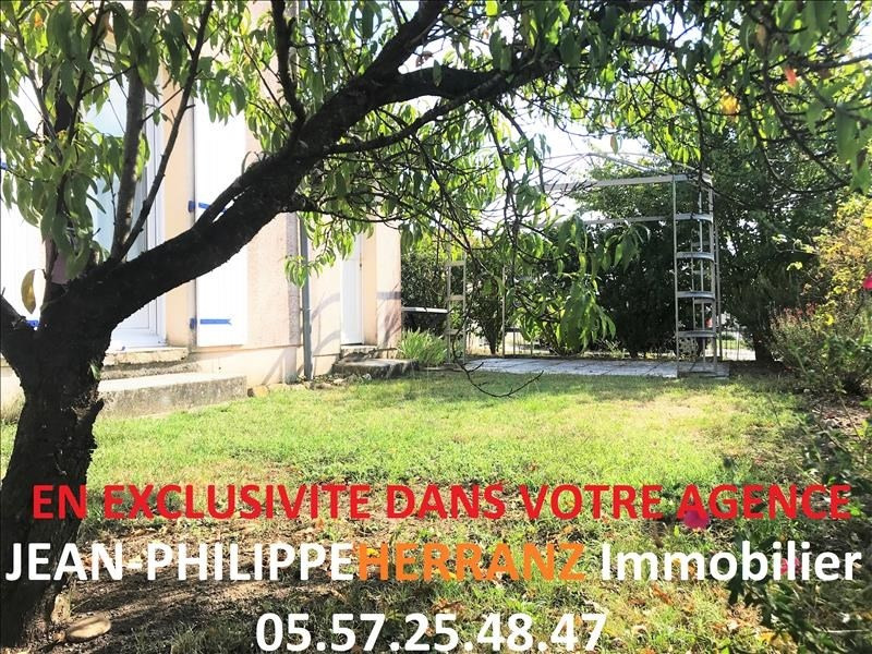 Sale apartment Libourne 155 000€ - Picture 1